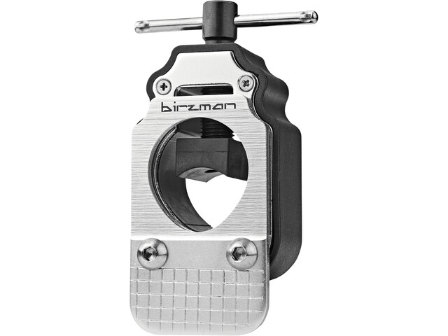 Birzman guía para sierra, black/silver